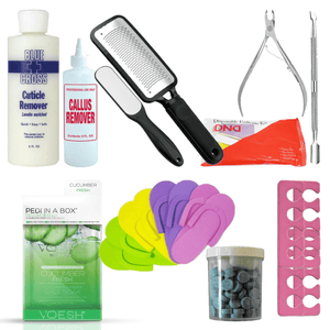 All in One Luxury DIY Pedicure Kit - doubledipstore