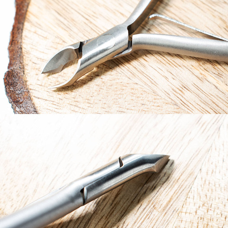 Professional Grade Cuticle Nipper - Double Dip Nails