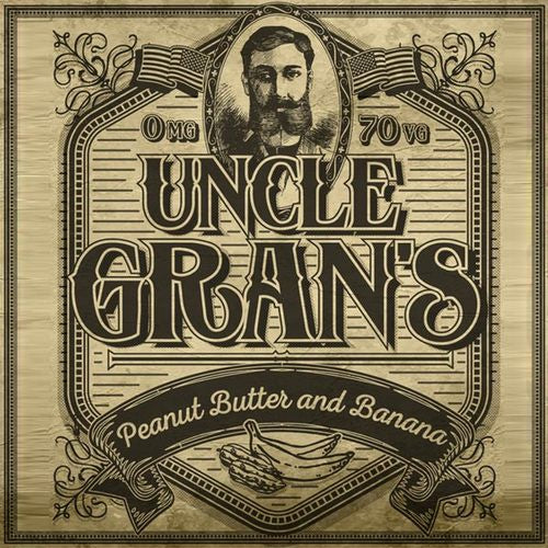 Uncle Gran's Remix Bar e-Liquid