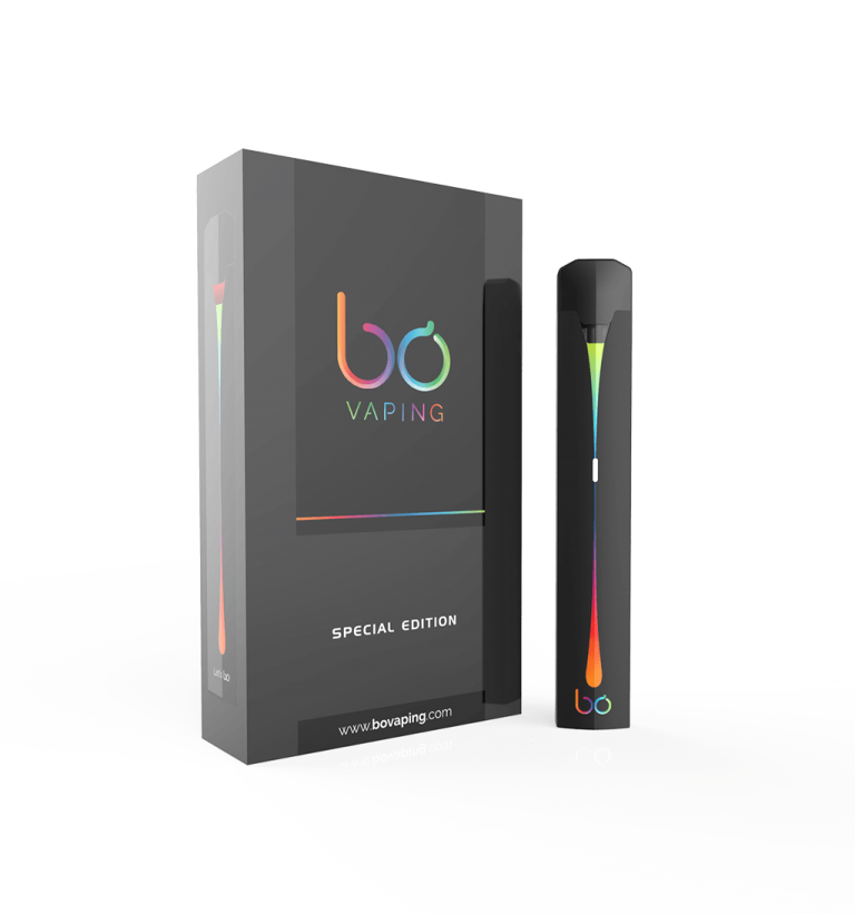 Bo One Black Rainbow (Limited edition)