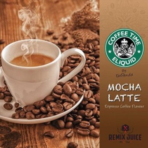 Mocha Latte Remix Bar e-Liquid
