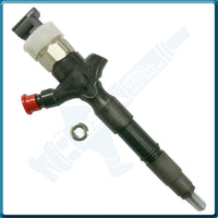 095000-8290 Genuine Denso Toyota Injector