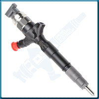 095000-9780 Genuine Denso Toyota Injector