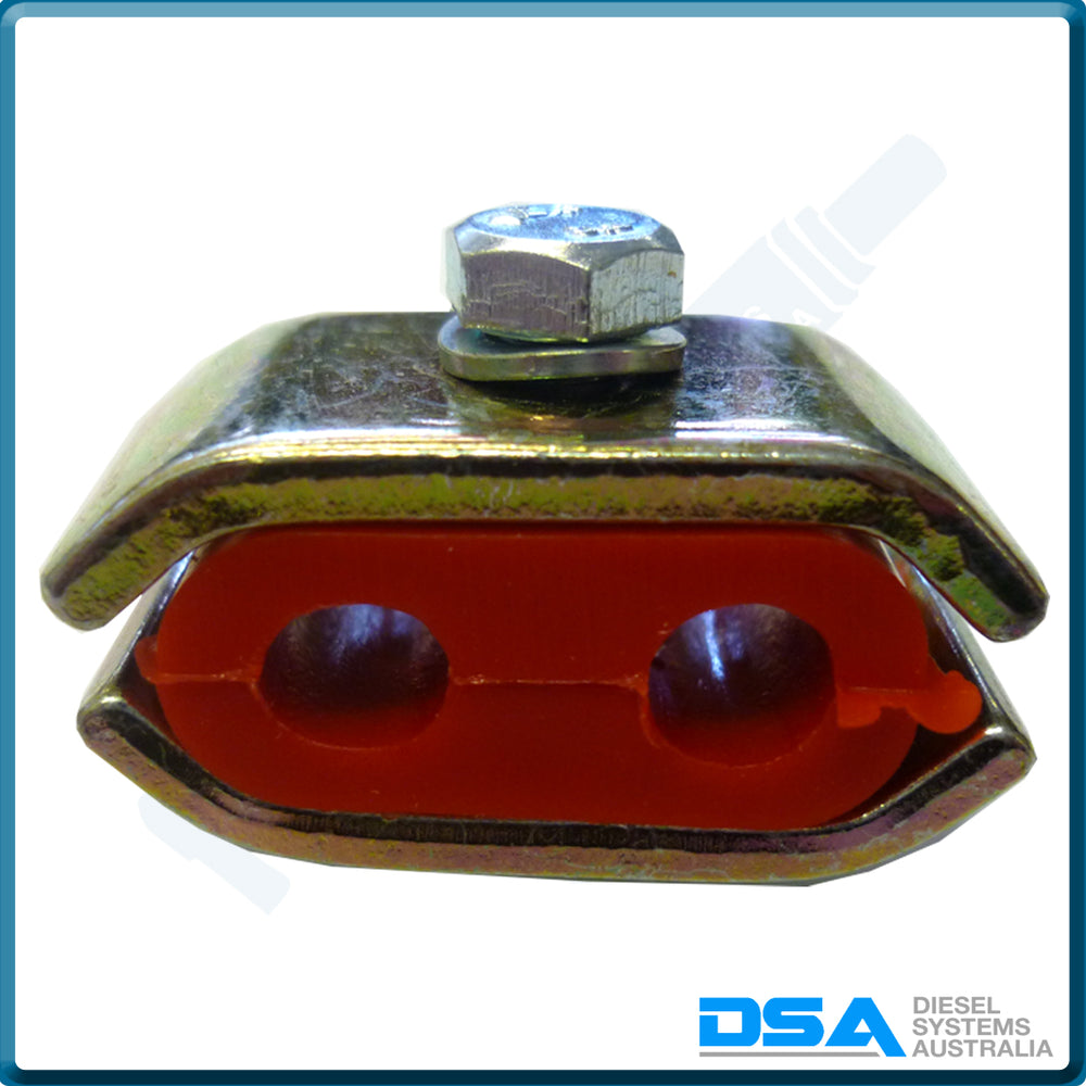 1 204 039 Aftermarket Pipe Clamp (2 Pipex6mm)