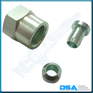 1 413 313 043A Aftermarket Bosch 14mm Union Nut Kit
