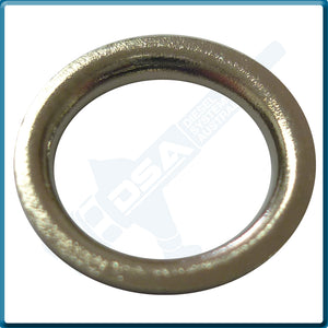 11177-64010NG Aftermarket Toyota Nickel Heat Shield Washer (10.8x7.85x1.85mm) {PKT-10}