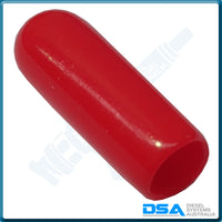 "1 204 404 Soft Plastic Cap (6x19mm-""P"") {PKT-100}"