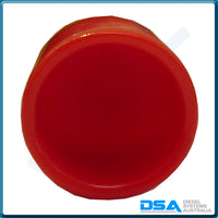 1 204 408 Plastic Pintle Cap (14x15mm) {PKT-100}