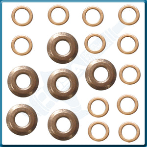 1HDTB WASHER KIT Aftermarker Washer Kit