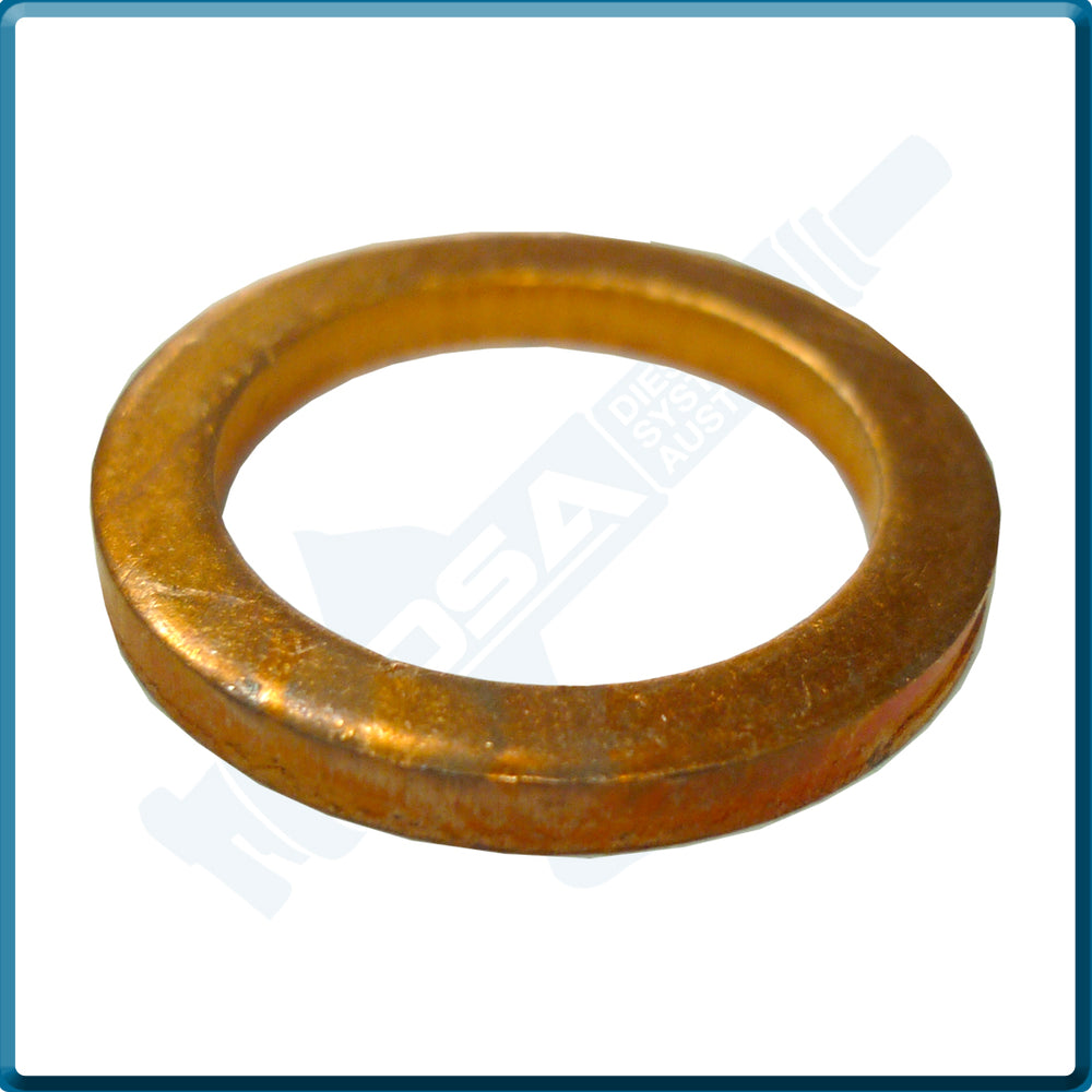 2 430 105 011NG Aftermarket Bosch Copper Washer (21.5x15.5x2mm) {PKT-10}