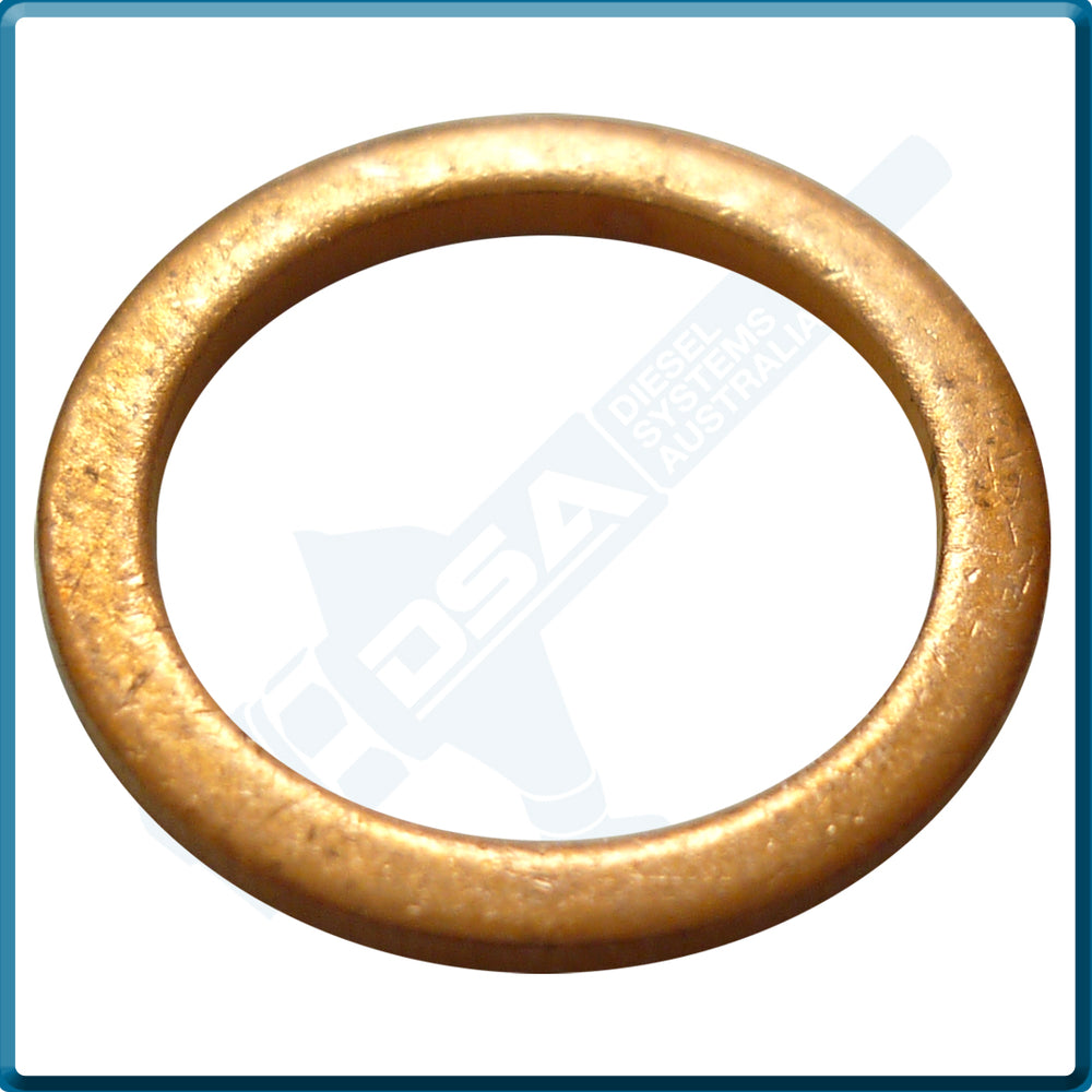 2 916 710 607NG Aftermarket Bosch Copper Washer (16x12x1.5mm) {PKT-10}