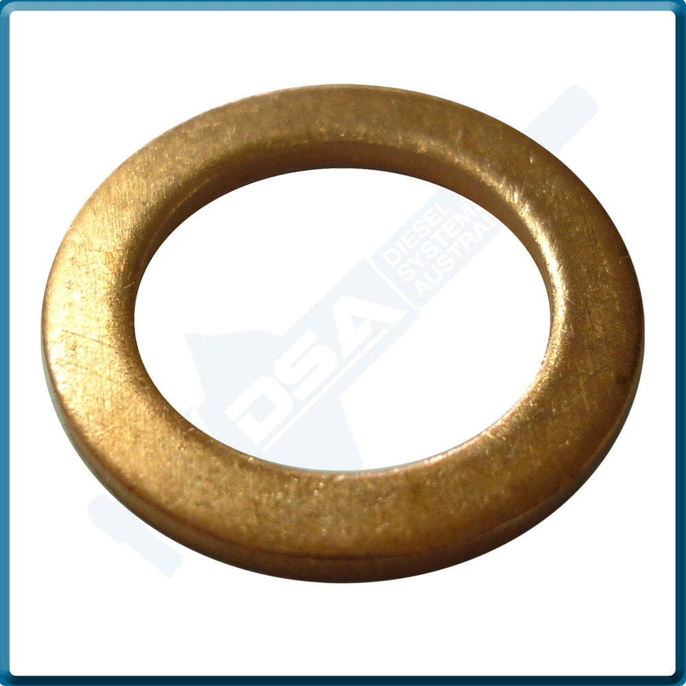 2 916 710 608NG Aftermarket Bosch Copper Injector Base Washer (18x12x1.5mm) {PKT-10}