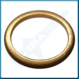 2 916 710 609NG Aftermarket Bosch Copper Washer (18x14x1.5mm) {PKT-10}
