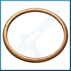 29332-203NG Aftermarket Zexel Copper Washer (25.4x22x1mm) {PKT-10}