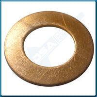 33115128NG Aftermarket Perkins Copper Washer (17.4x9.7x0.7mm) {PKT-10}