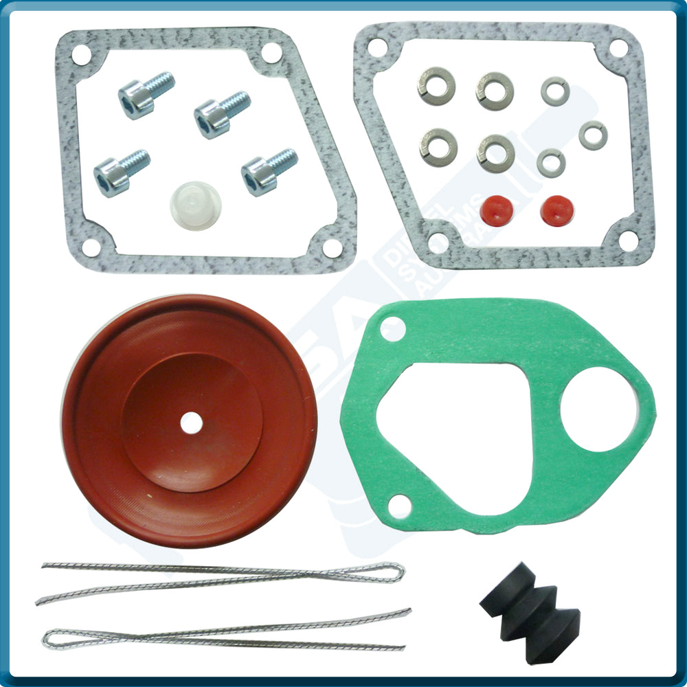 45135 Aftermarket Smoke Limit Kit 6mm Diaphragm