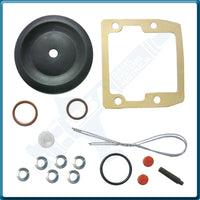 45136-8 Aftermarket Smoke Limit Repair Kit 8mm Diaphragm