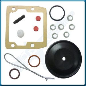 45136 Aftermarket Smoke Limit Repair Kit 6mm Diaphragm