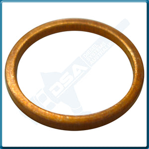 52260 Aftermarket Fiat Copper Washer (18x15x1.5mm) {PKT-10}