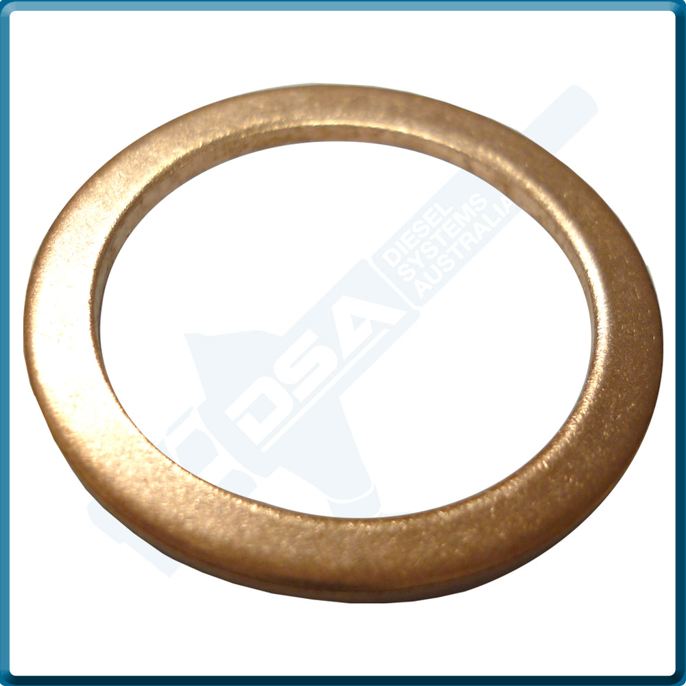 52266 Aftermarket Copper Washer (26x20x1.5mm) {PKT-10}