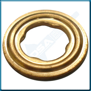 52318 Aftermarket Copper Injector Washer (14x7.3x1.3mm) {PKT-10}