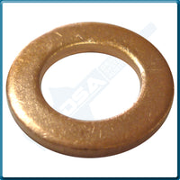 52368 Aftermarket Copper Washer (14x8x1.5mm) {PKT-10}