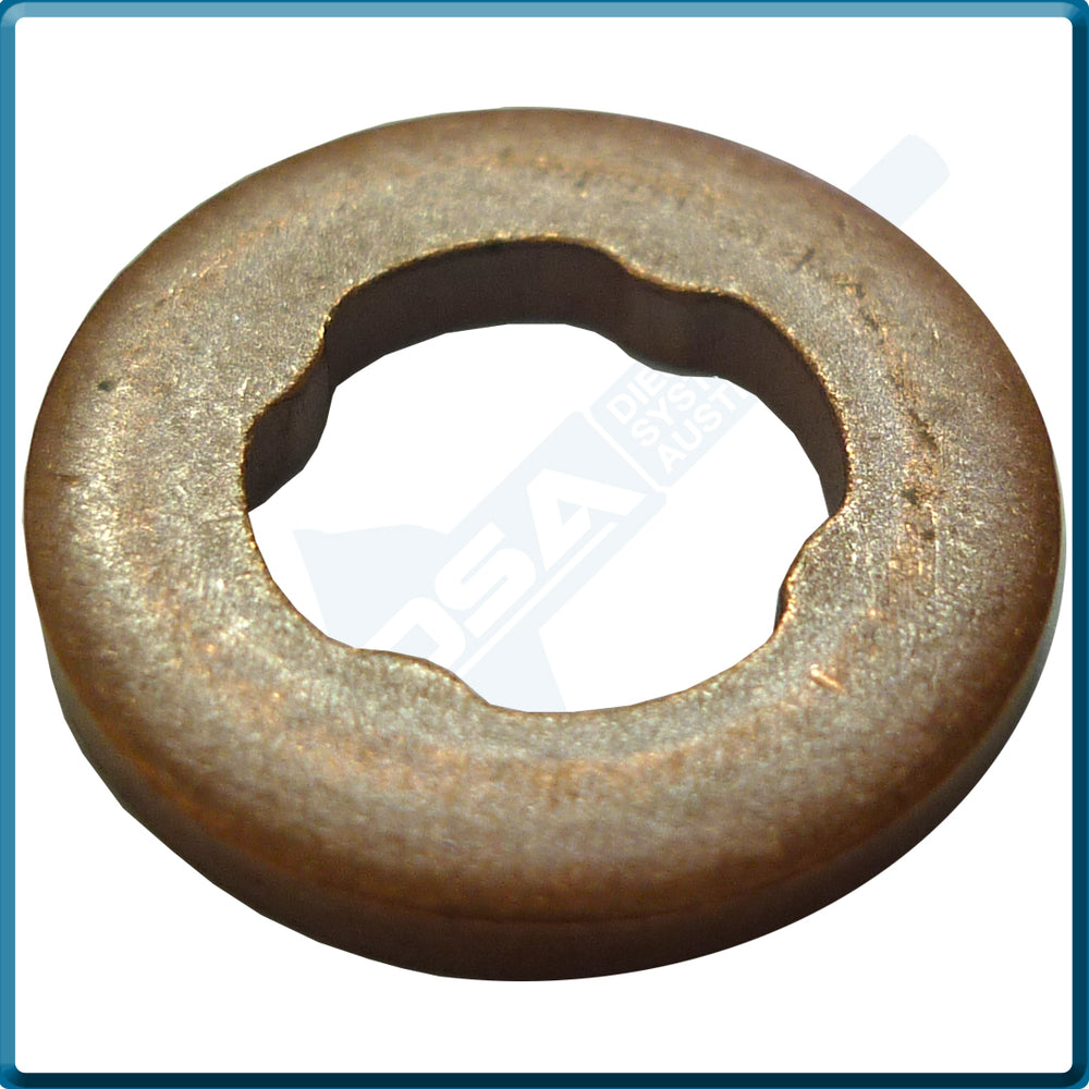52400-18 Aftermarket Ford Copper Base Washer (14x7.3x1.8mm) {PKT-10}