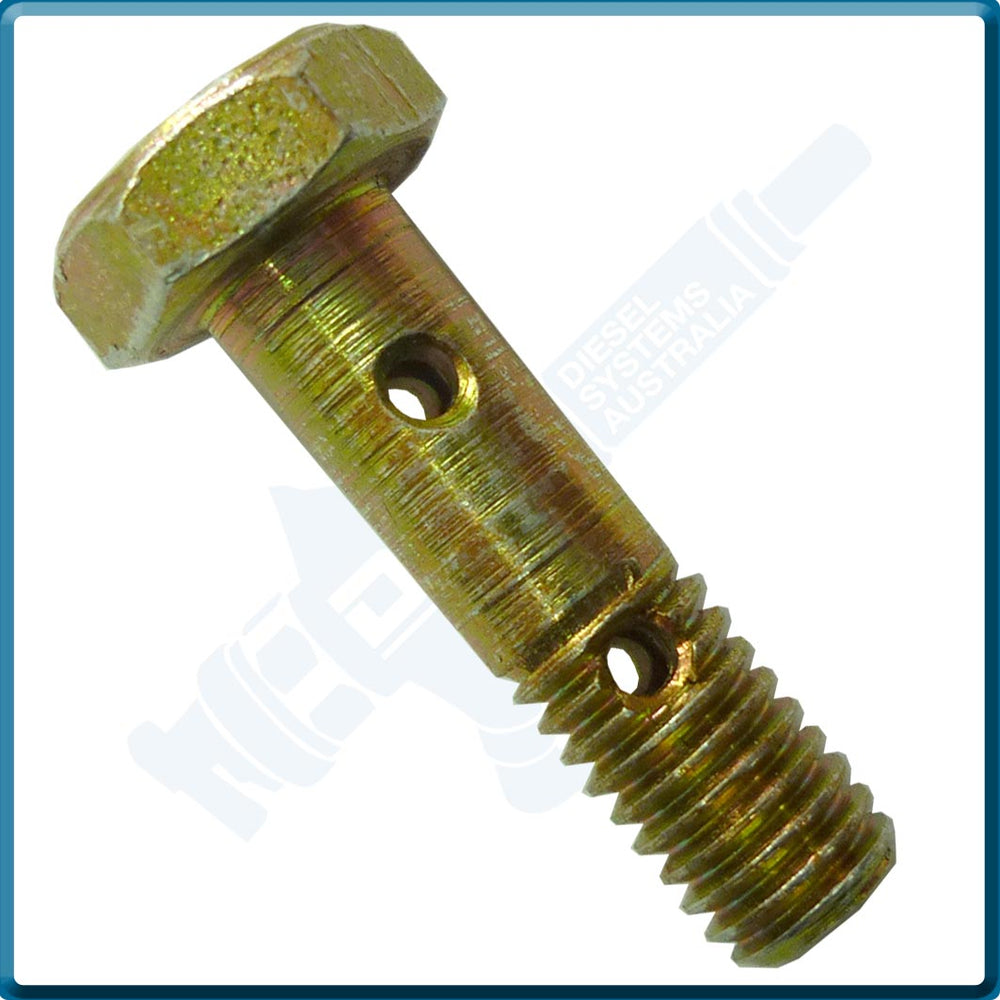 56228 Double Banjo Bolt (6x1mm)