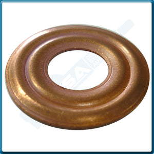 7008-850NG Aftermarket Delphi Copper Washer (22.5x9.4x1.1mm) {PKT-6}