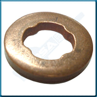 9001-850ANG Aftermarket Delphi Copper Base Washer (14x7.3x2mm) {PKT-10}