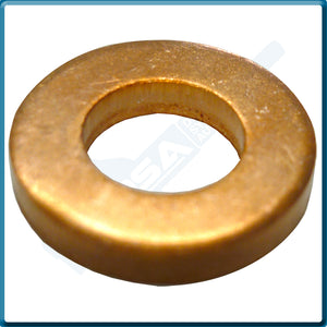 9001-850DNG Aftermarket Delphi Copper Injector Washer (13.7x7.16x2.2mm) {PKT-10}