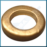 9001-850KNG Aftermarket Delphi Copper Injector Washer (12.4x7.2x2mm) {PKT-10}