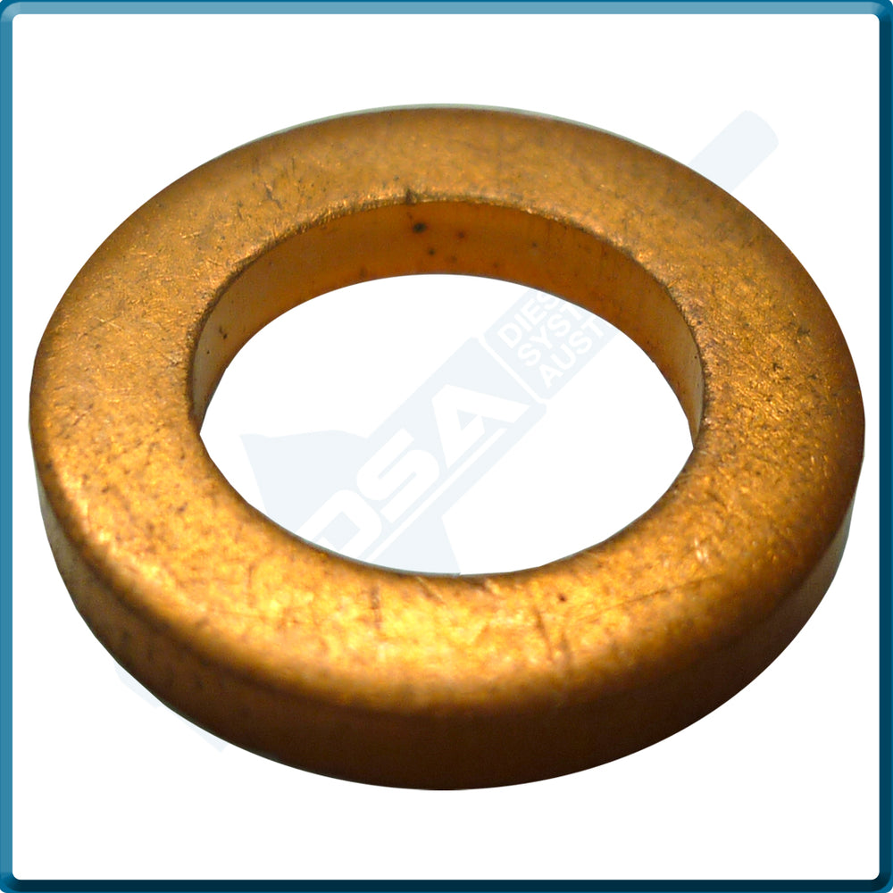 9103-287NG Aftermarket Delphi Copper Washer (18x11x2.5mm) {PKT-10}