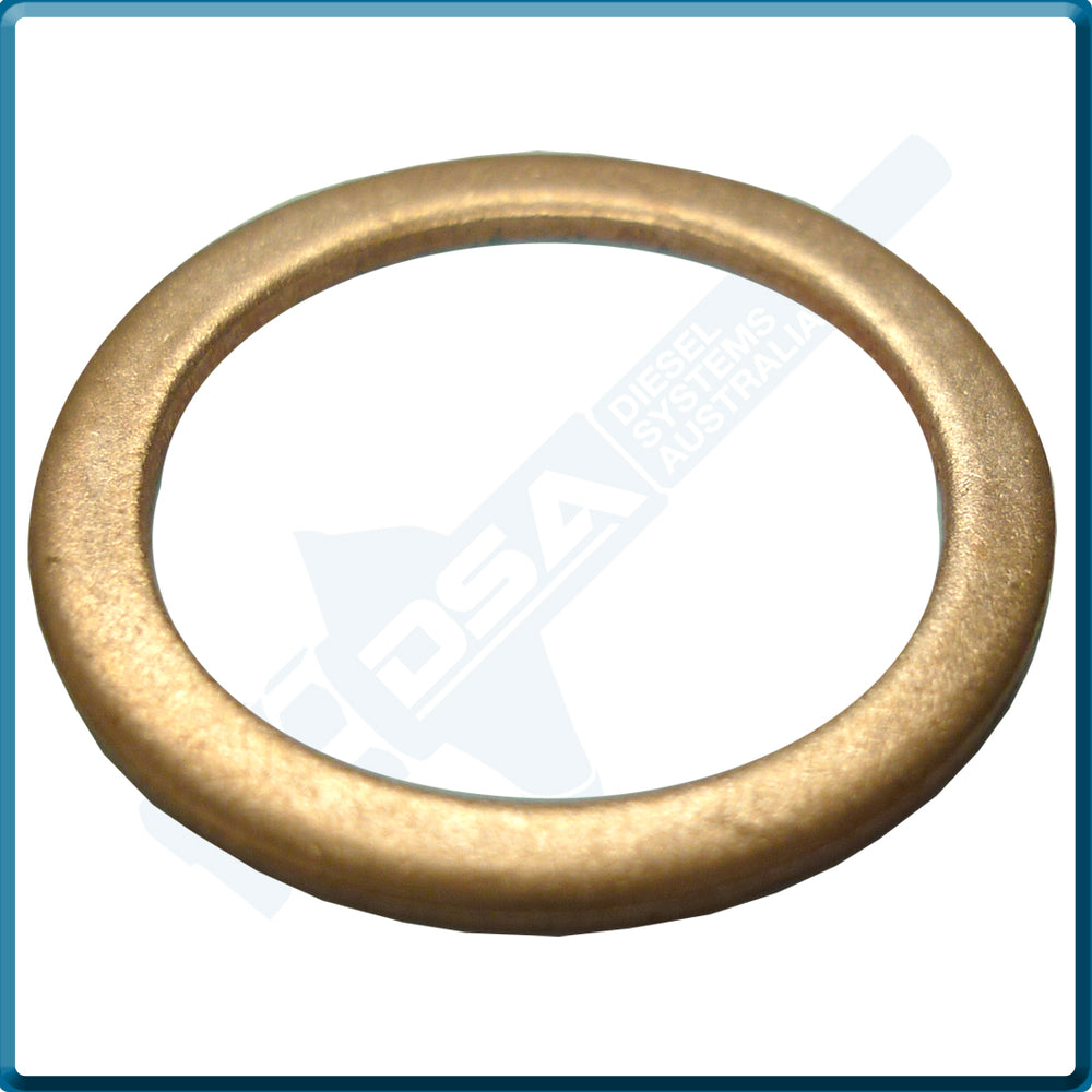 949018-0350NG Aftermarket Denso Copper Plate Washer (21x16x1mm) {PKT-10}