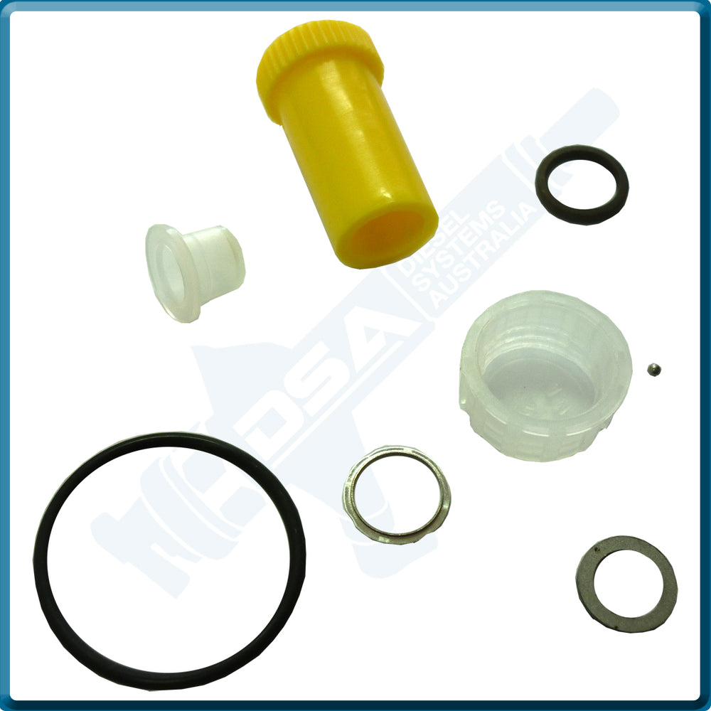 CMR124-5 Aftermarket Bosch Injector Repair Kit Ford/Mazda