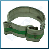 CMR150-2 Stainless Steel Fuel Hose Pipe Clamp (11mm)