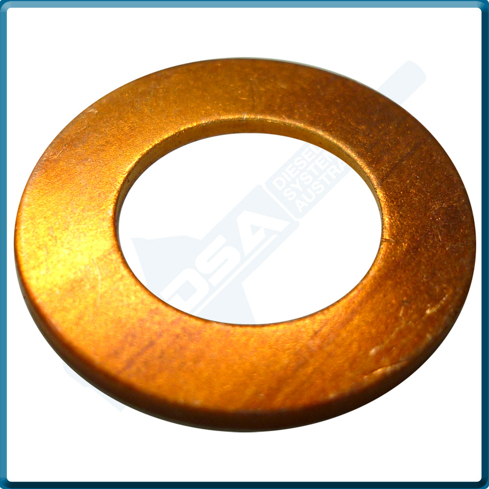 DC373NG Aftermarket Copper Washer (20x11x1mm) {PKT-10}