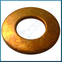GA770009NG Aftermarket Ambac Copper Washer (19x9.8x1.6mm) {PKT-10}
