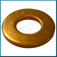 GA770019NG Aftermarket Ambac Copper Washer (15.5x7.5x1.5mm) {PKT-10}