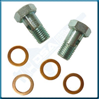PI-7753 KIT Banjo Bolt (12x1.5mm) & Washer Kit