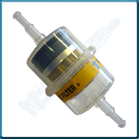 PI-8605-2M Magnetic Transparent Feeding/Pre Filter with Valve