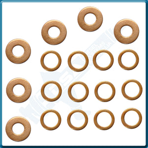 SD33 WASHER KIT Aftermarker Washer Kit
