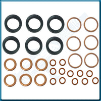 T41 KIT Aftermarker Washer & Seal Kit