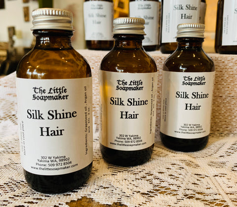 Silk Shine Hair