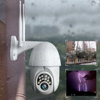 1080P Security Smart WIFI IP Camera LED Outdoor Dome