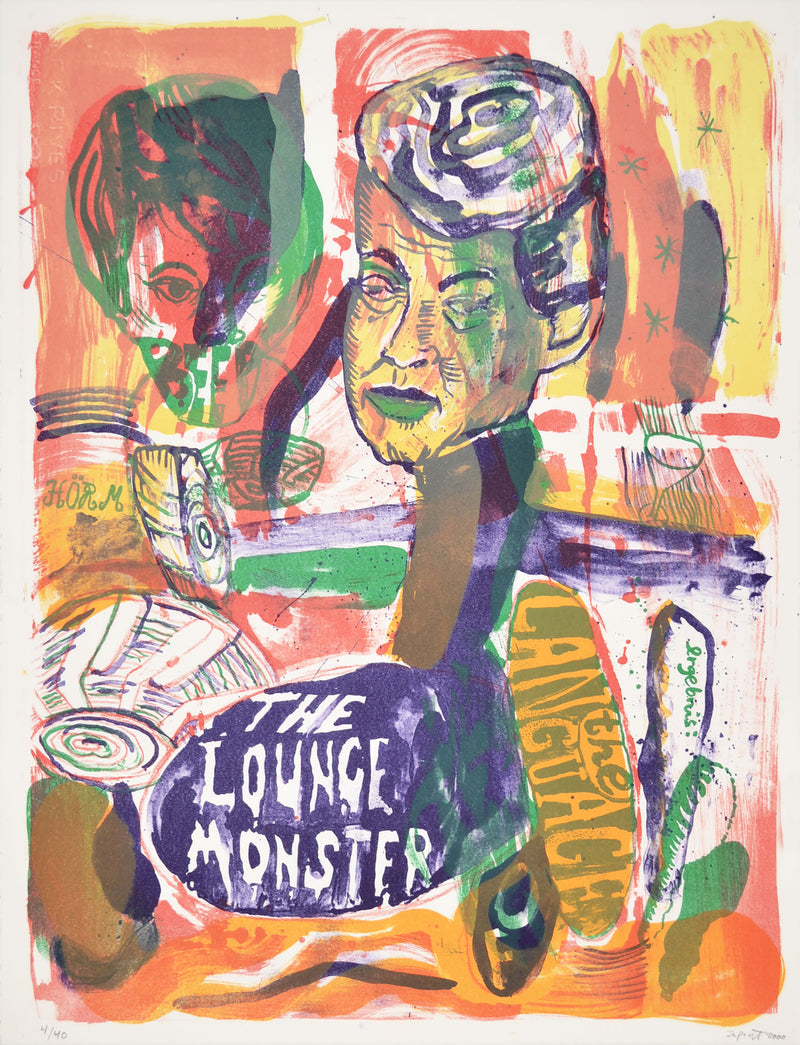 The Lounge Monster