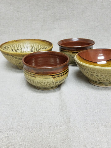 Dipping Bowls set of Four