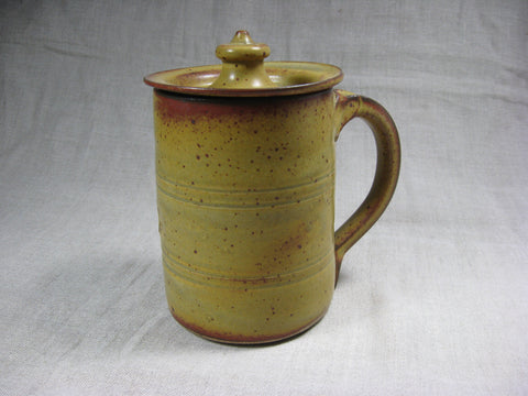 Mug - Lidded Hot Drink
