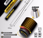 Aluminum Alloy Softball and Baseball Training Bats