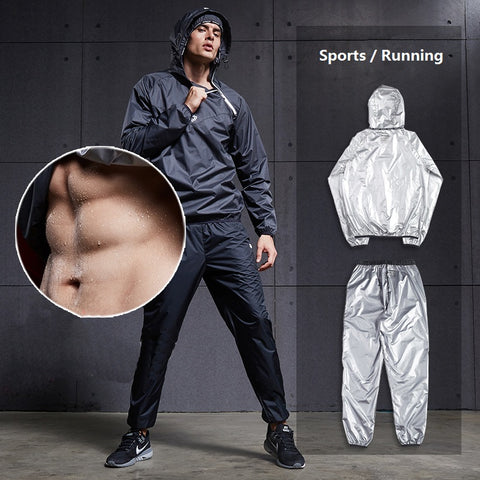 Men's Training 2/Pc Fitness Suits